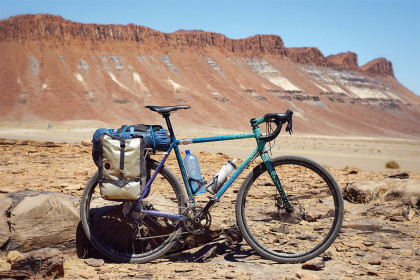 'Buitestander': Mercer Cycles Dirt Tourer
