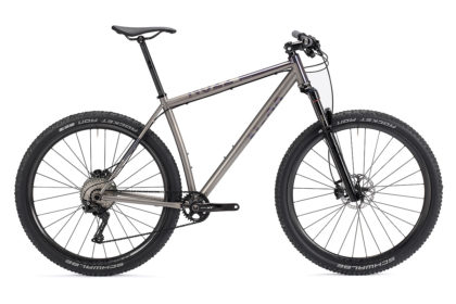 Not Scared Of Jumping: No. 22 Old King 29er