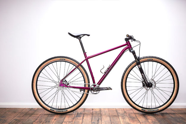 Handmade In Canberra: Prova Cycles SS 29er