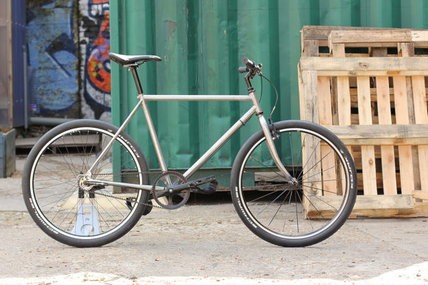 Turn On, Tune In, Drop Out: Project Rockhopper Commuter