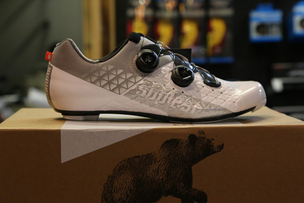 If The Shoe Fits: Suplest Cycling Shoes