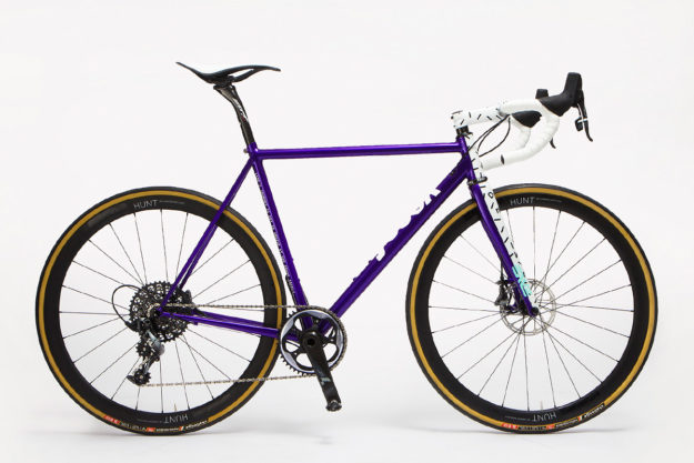 Fear And Loathing In Frome: James Hoppe's YES Road Bike