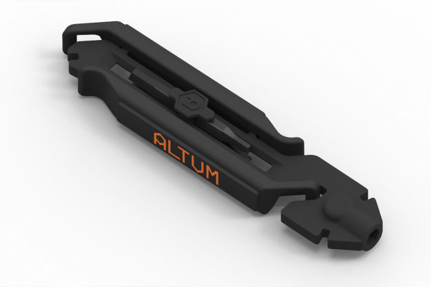 Locked And Loaded: Altum Designs Multi Tool And Roll