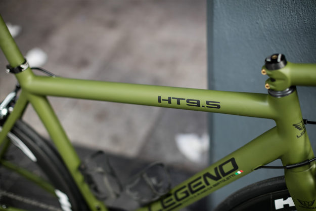 Life In A Northern Town: Damien Taylor's Legend HT9.5