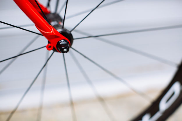 Big Red: Specialized 40th Anniversary Limited Edition Allez