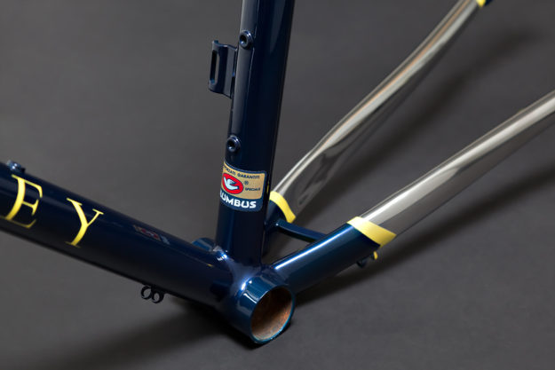 Dove Love: Columbus Bicycle Technology Presents 'New Craft'