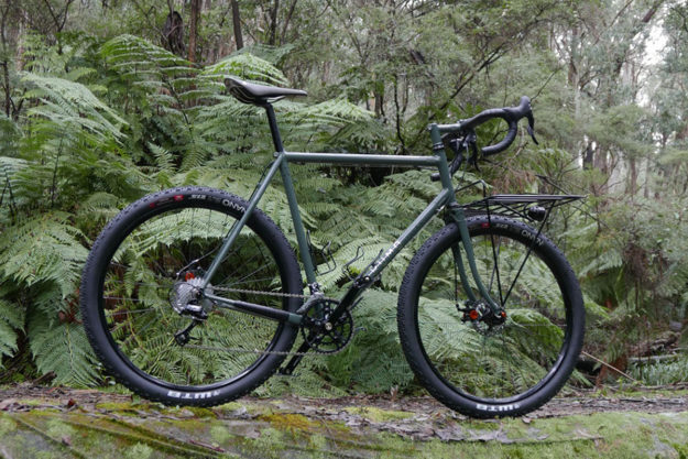 Green And Gold: Kumo Cycles 650B Raddoneur
