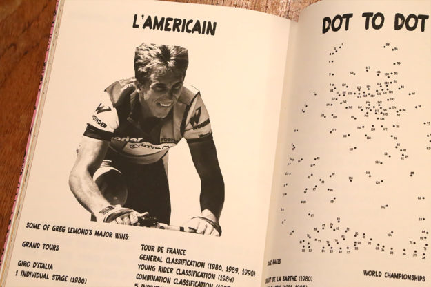 Copy Coppi, Dot To Dotti: Rich Mitch's Grand Tour