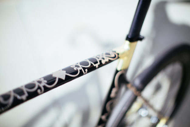 Good As Gold: Specialized RHC London Allez by Jon Takao