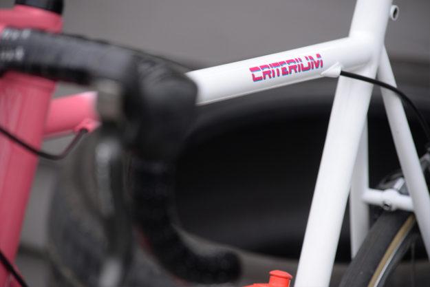 Disappear Here: David Gerth's Whishart Crit Bike