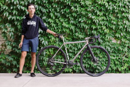 Singing To An Ocean: Firefly Bicycles for Eric Bones