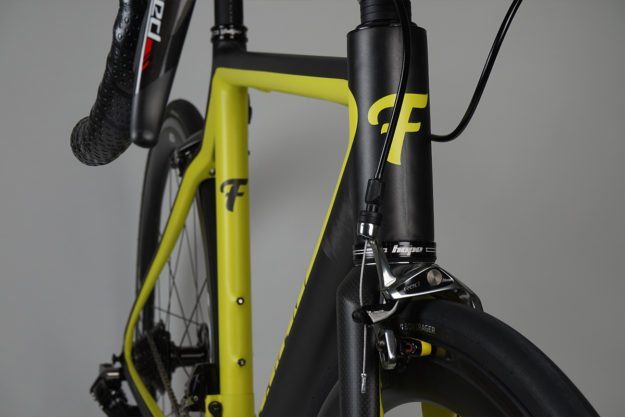Liquorice And Lime: Filament Custom Carbon eTap Road