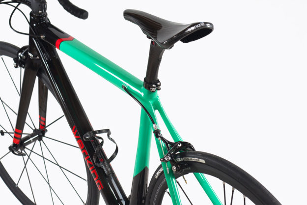 Trentino T1000 Tricolore: Werking Cycles Model S