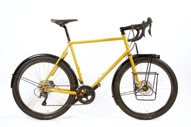Deep Hit Of Morning Sun: Chapman Cycles Tourer