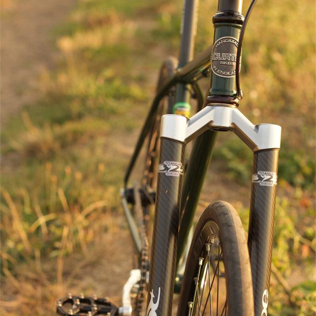 Brazed in Wiltshire: Curtis Super Moto