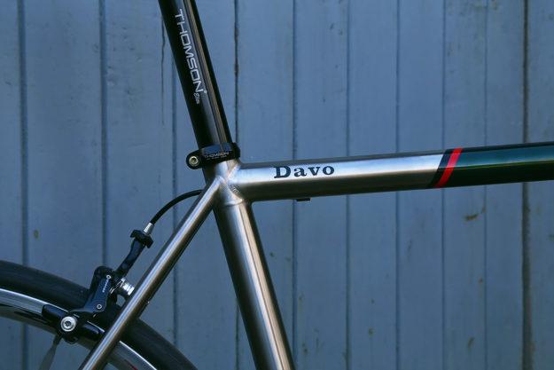 Seattle Great Wheels: Davo's Ti Davidson Road