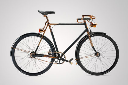 8 Miles And Ridin': Detroit Bicycle Company x Williamson
