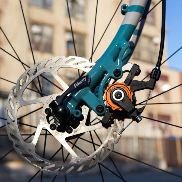 Keepin' All Five Boroughs In Stitches: Horse Cycles Tourer