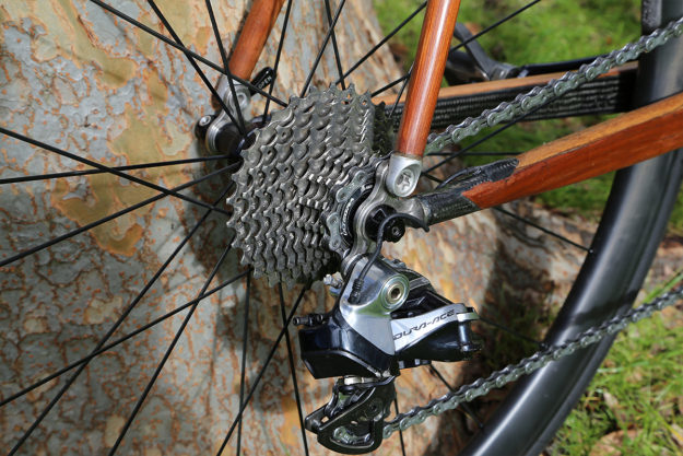 A Bird In The Hand: Lyrebird Cycles 'The Tonewood Project' II