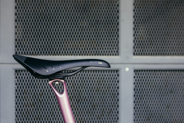 Hot Thing, Barely Z1: Parlee #PrincePink by Blacksmith Cycle