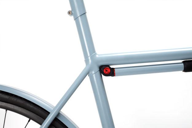 Grey Nurse: Saffron Frameworks Spitfire All-Road Bike