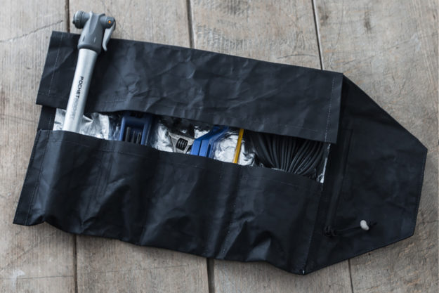 High Tech And Stylish: SDR Traveller Pouch And Tool Roll