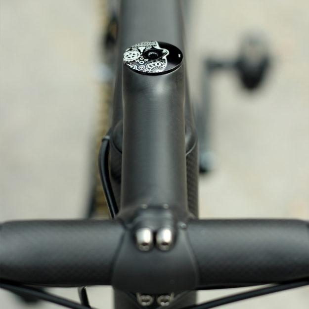 Carbon Is The New Black: Berk Composites Black Road