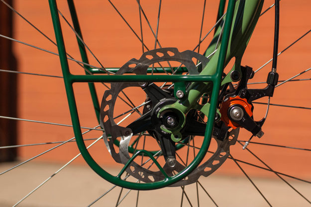 Keeping The Green Alive: Gallus Cycles Adventure Bike