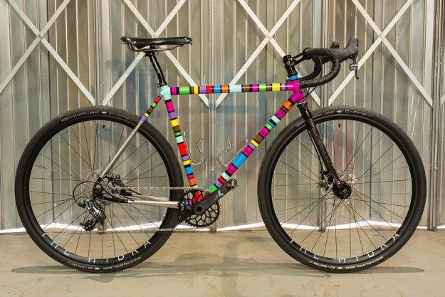 Seen But Not Herd: Sven Cycles Candy All-Roader