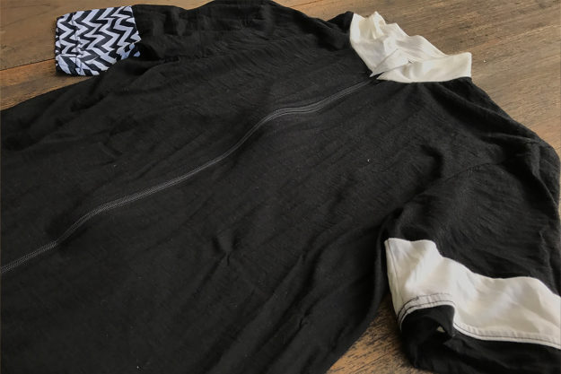 The Fabric Of Our Society: Eleven Vélo Merino Kit Review