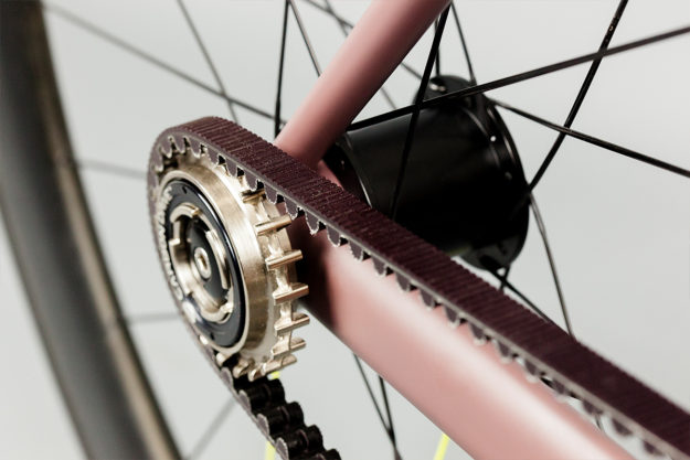 To Sir With Love: English Cycles Project Right