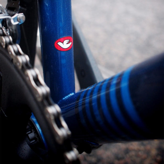 Brazing Against The Colchester Cold: Evanson Bike Works All-Roadie
