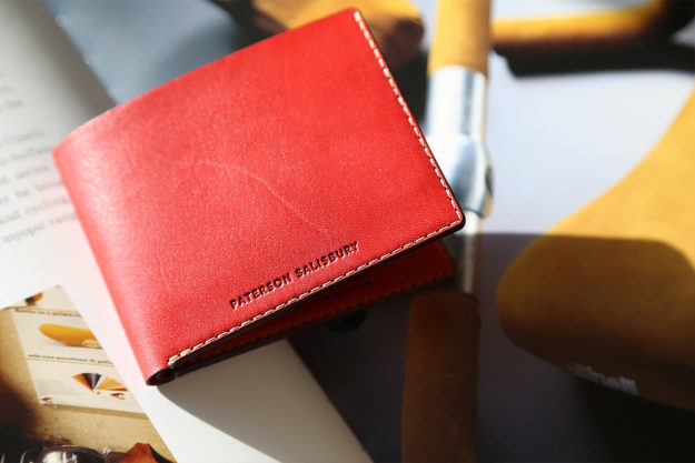 The Hide Redefined: Paterson Salisbury Wallet