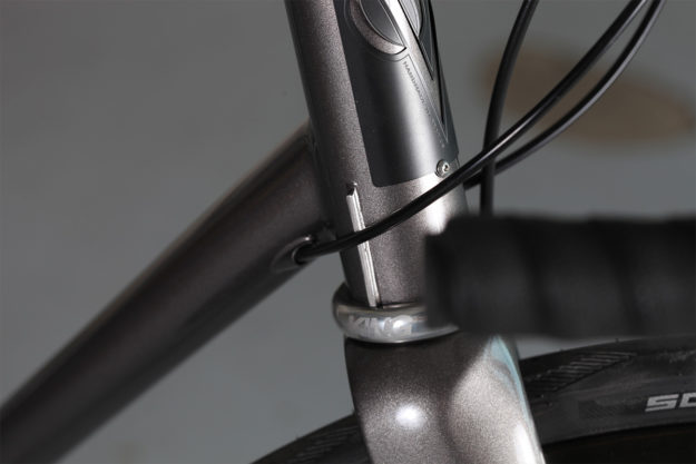 The Silver Metallist: Victoire Cycles Argent Veloce