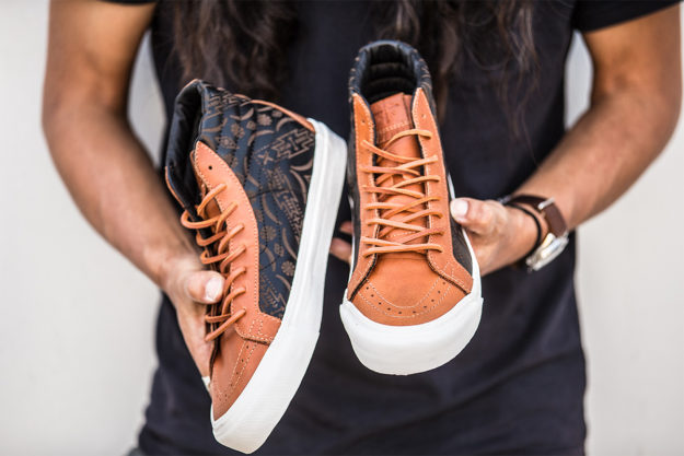 Off The Wall Since 1866: Brooks x Vans Collection