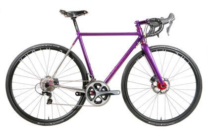 Raising Elle: Hartley Cycles Purple One