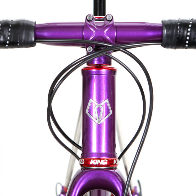 Raising Elle: Hartley Cycles Purple One