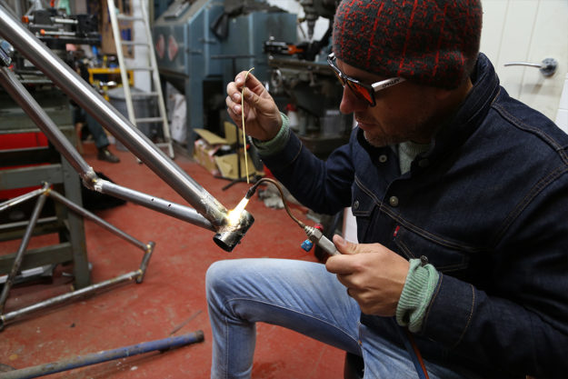 Learning To Fly: Sven Cycles Shop Visit