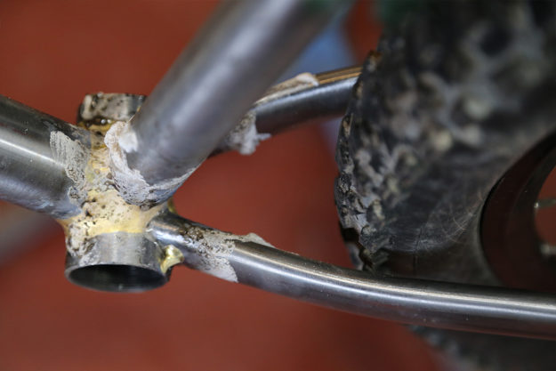 Built In A Weymouth Workshop: Sven Cycles Shop Visit Day 4