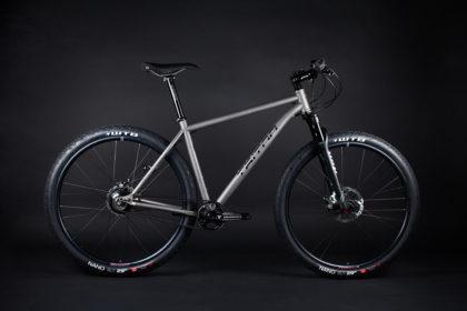 Black Russian: Triton Bikes Adventure 29er