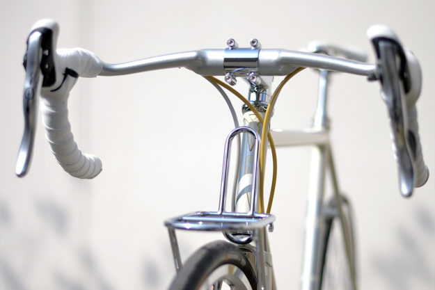 Gold-Tinged Wings: Kimura Cycle Works Kranich