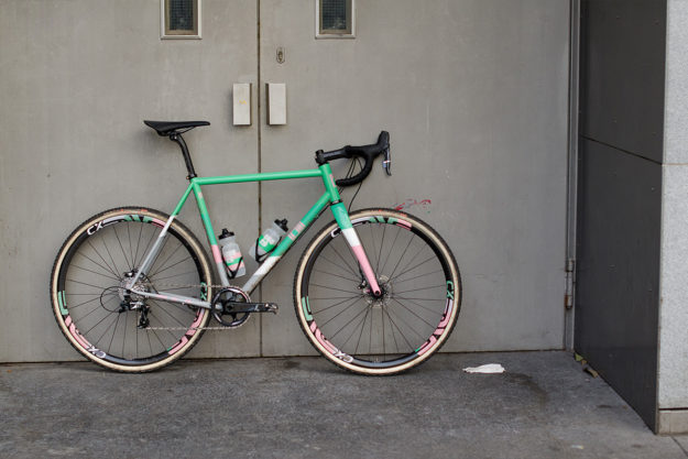But How It Is Sweetly Worn: Legor Cicli x ENVE x BBUC CX