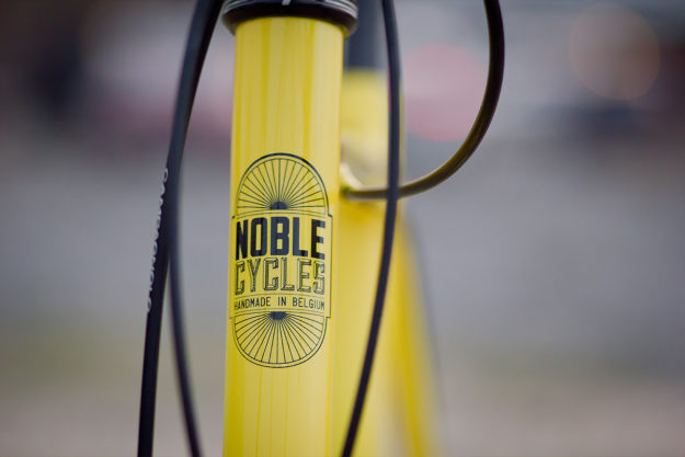 Fly On Little Wing: Noble Cycles Sparrowhawk