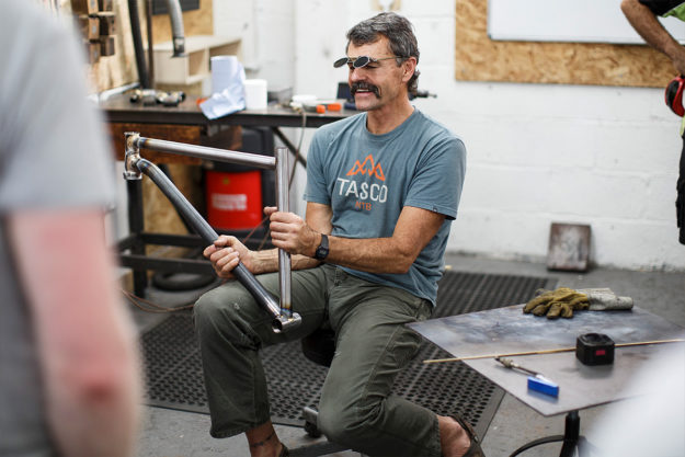 Handing Out Pearls: Tom Ritchey At The Bicycle Academy