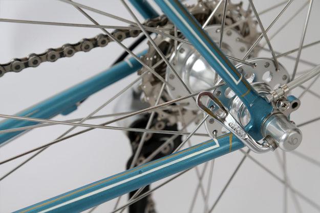 High On A Hill: Jeff Bock's Blue Beauty