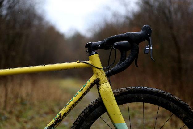 When The Flag Drops: Mercredi Bikes CX