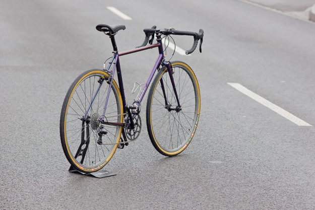 The Purple Igleheart: Noble Cycles Swiss Knife
