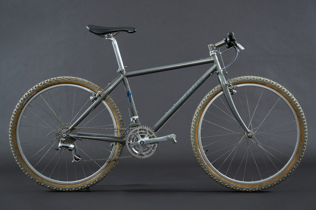 DiNucci Is Served: 1995 Specialized S-Works
