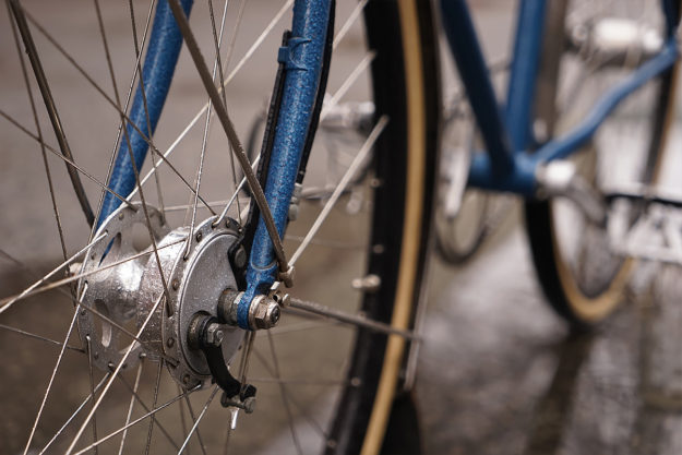 A Bit Torrential: Cory's All-Weather Surly Steamroller