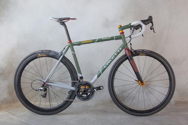 No Disintegrations: Caletti Cycles Boba Fett Road Race Special